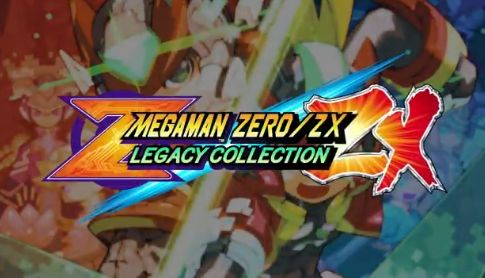 ロックマンゼロ ロックマンゼクス PS4 XboxOne ニンテンドースイッチ PCに関連した画像-01