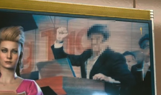 サイバーパンク2077 カン・タオ 社長 安倍前首相 安倍晋三 そっくりに関連した画像-01