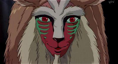 もののけ姫 シシ神に関連した画像-01