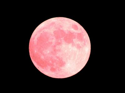 ストロベリームーン 満月 恋に関連した画像-01
