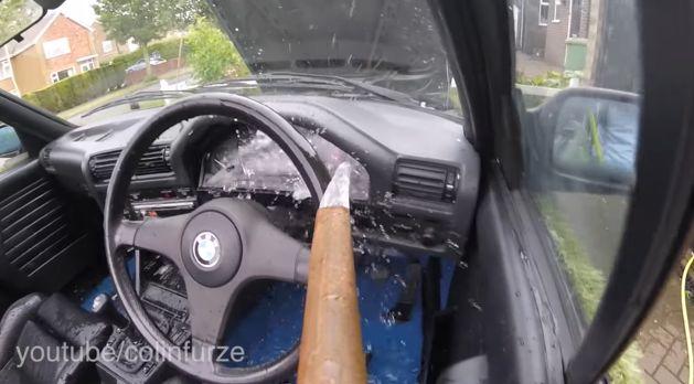 Youtube ユーチューバー 車 お湯に関連した画像-04