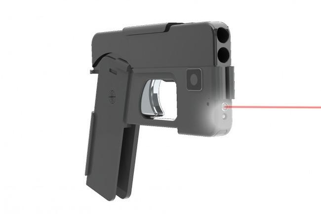 スマホ 見た目 拳銃に関連した画像-05