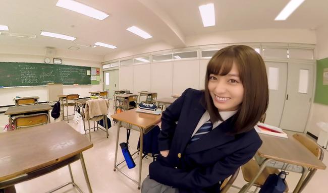 橋本環奈 ぷっちょ VRに関連した画像-04
