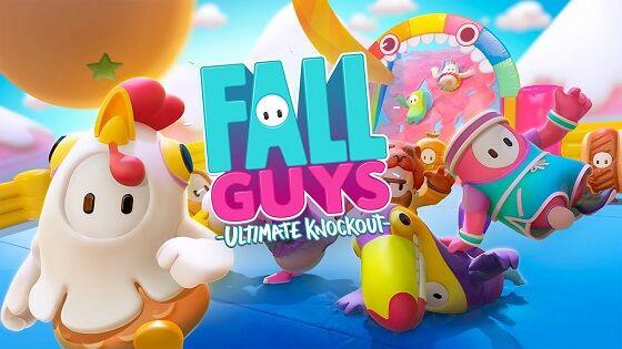PSプラス FallGuys フォールガイズ 無料配信に関連した画像-01