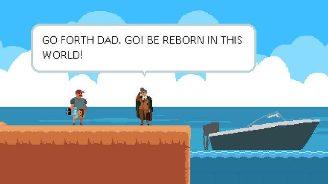 Dad Quest インディーに関連した画像-03