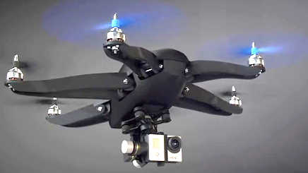 ドローン 小型無人機 善光寺 行事 撮影 動画 御開帳に関連した画像-01