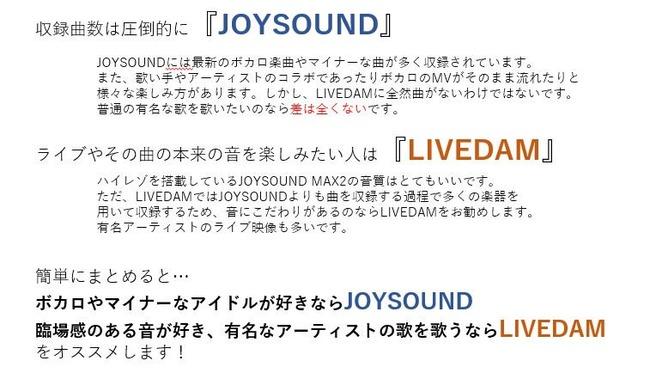 カラオケ 店員 機種 JOYSOUND LIVEDAMに関連した画像-04