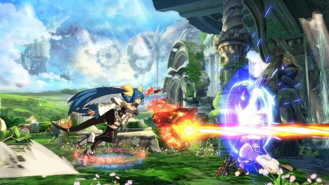 ギルティギア レベレーター ディズィー 追加 参戦 DLCに関連した画像-06