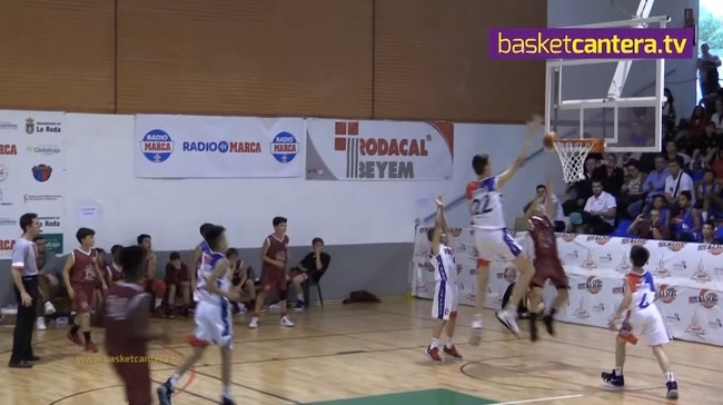 小学生2m13cm バスケ 無双に関連した画像-05