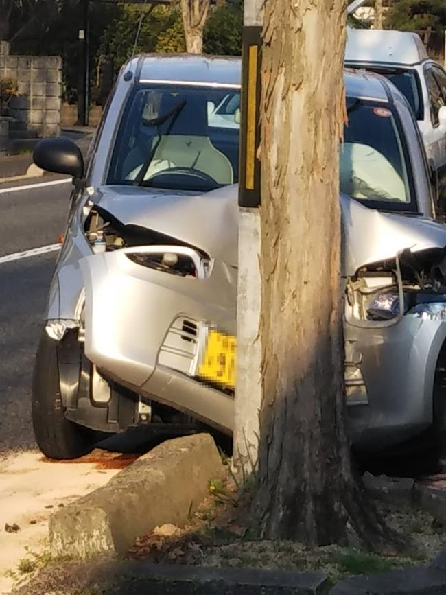 ツイッター 車 納車 父 事故 居眠り運転に関連した画像-05