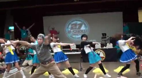 らきすた ダンス 乱入 オタク RAB 涼宮あつき ダンサーに関連した画像-05