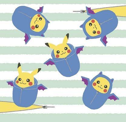 ピカチュウ ポケモン 一番くじ バンプレスト ぬいぐるみ 寝袋に関連した画像-10