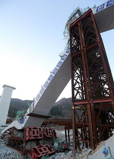 韓国 平昌オリンピック 端 崩壊に関連した画像-04