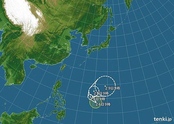 台風 1号 ムイファーに関連した画像-03