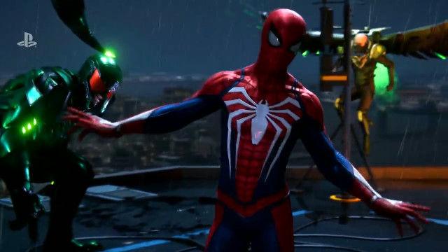 スパイダーマンゲームプレイに関連した画像-16