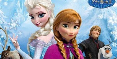 アナと雪の女王 地上波 フジテレビに関連した画像-01