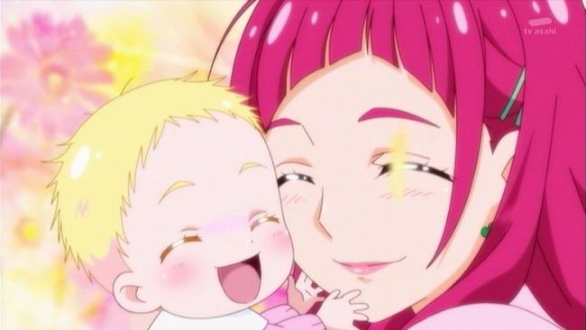 プリキュア HUGっと!プリキュア 出産に関連した画像-06
