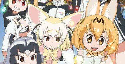 けものフレンズ 再生数 ニコニコ動画 人気に関連した画像-01