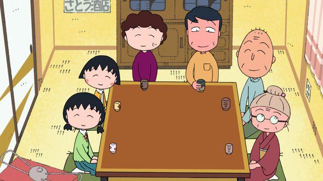 ちびまる子ちゃん サザエさん 神回 コラボ 記念回に関連した画像-01