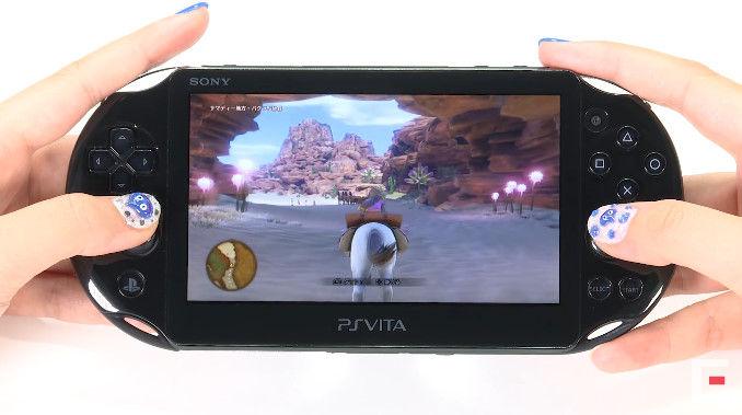 ドラゴンクエスト11 ドラクエ11 PS4 PSVita リモートプレイに関連した画像-01