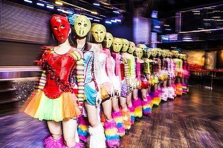 仮面女子 地下アイドル オリコン インディーズ に関連した画像-01