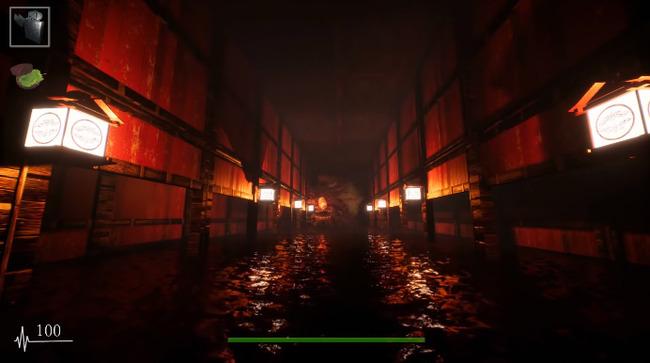 影廊 能面 ホラー Steamに関連した画像-07