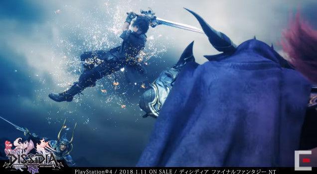 ディシディアファイナルファンタジーNT アーケード PS4版 オープニングに関連した画像-06