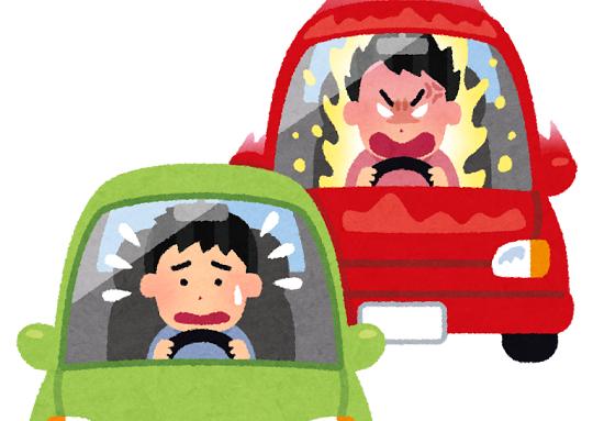 【動画】ワゴン車が高速の追い越し車線で前の車を煽り運転!しかし隣には黒いセダン→結果wwwww