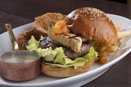 ハンバーガー オークドア ジャンボサイズ グランドハイアット に関連した画像-01