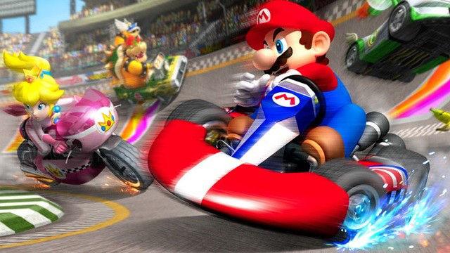 マリオカート シューティングゲーム 危機回避 任天堂 ドライビングに関連した画像-01