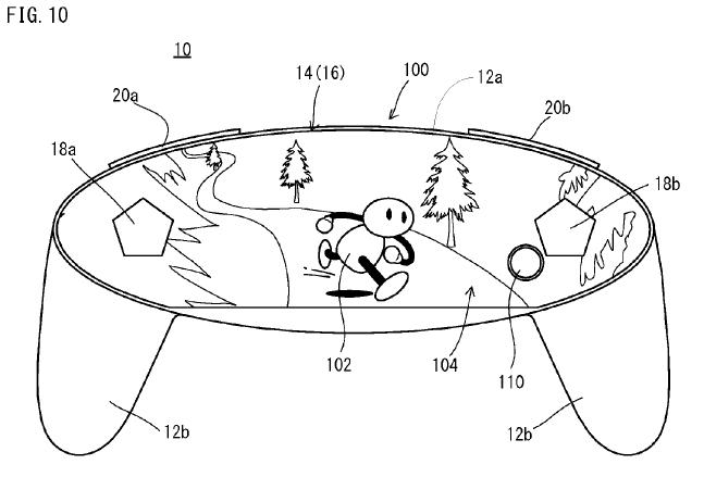 任天堂 コントローラー 特許に関連した画像-01