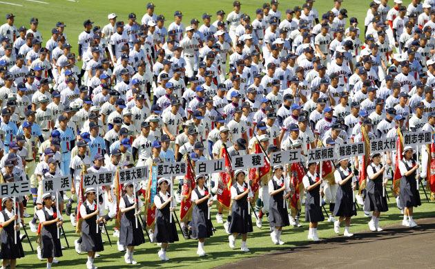 甲子園 開会式 リハーサル 体調不良 熱中症に関連した画像-01