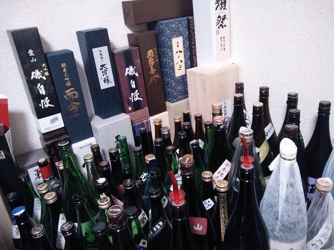 對於丈夫收集空瓶的興趣,日本人妻的行動令人意想不到!