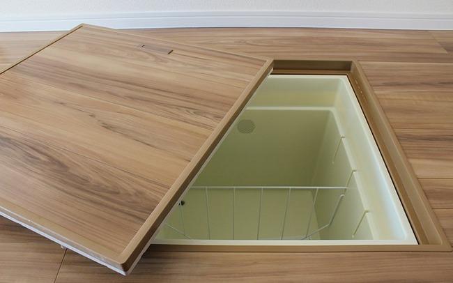 夫 床下 床下収納 嫁 ブチギレ 錦鯉 魔改造に関連した画像-05