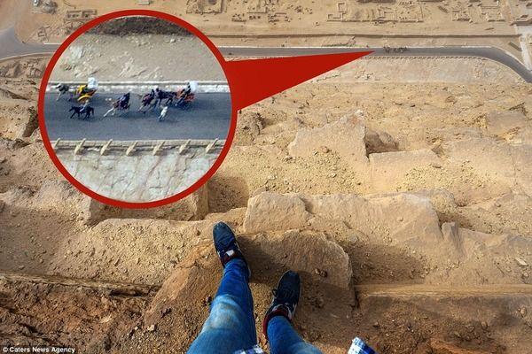 バカッター ピラミッド 海外に関連した画像-06