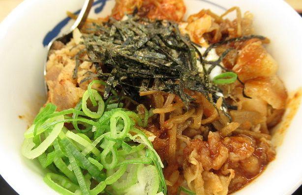 松屋 ビビン丼 終売 に関連した画像-01