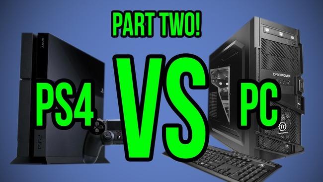 PC vs PS4に関連した画像-01