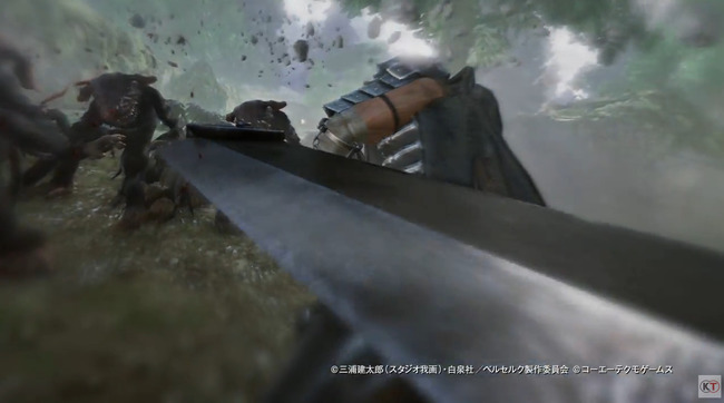 ベルセルク無双 ガッツ ドラゴン殺し 血祭り 血しぶき プレイアブル グリフィス シールケ キャスカ に関連した画像-12