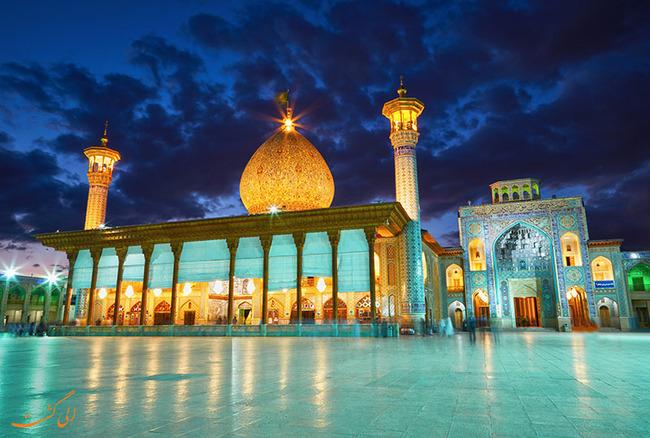 イラン シャー・チェラーグ廟 綺麗に関連した画像-01