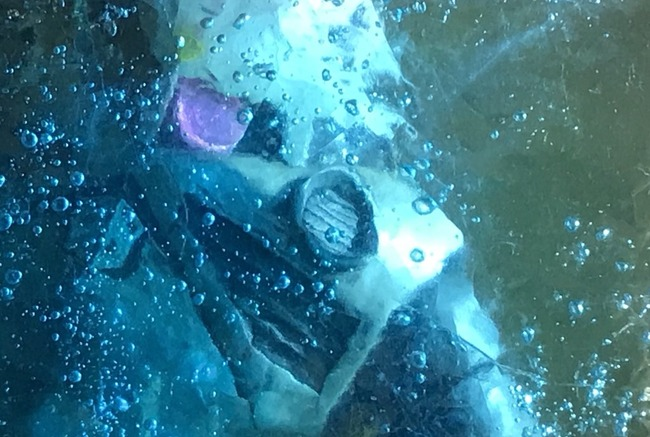 ガンプラ 撮り方 水中 保冷剤 に関連した画像-02