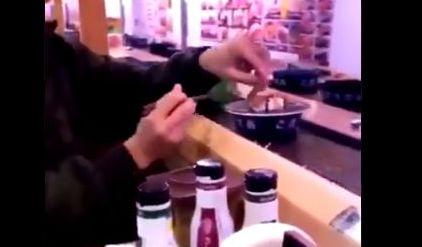はま寿司 客 ワサビ 炎上 寿司に関連した画像-01