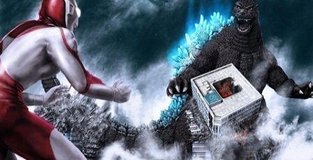 巨影都市 絶体絶命都市 グランゼーラ ウルトラマン ゴジラに関連した画像-01