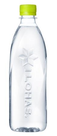 いろはす 天然水 ラベル エコロジー リサイクル 新発売に関連した画像-04