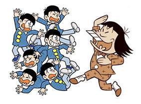 おそ松くん おそ松さん アニメ化 赤塚不二夫 櫻井孝宏 天才バカボンに関連した画像-01