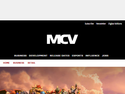 ニンテンドースイッチ XboxOne 売上 UKチャートに関連した画像-02
