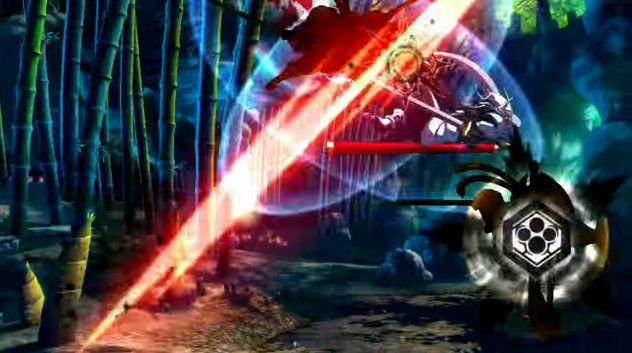 ブレイブルー 獣兵衛 セントラルフィクション BBCF 新キャラに関連した画像-13