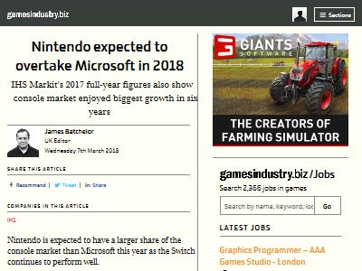 任天堂 マイクロソフト ニンテンドースイッチ Xboxに関連した画像-02