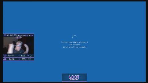 ツイッチ 配信 ゲーム Windows10 ウインドウズ10 アップグレード 外人 リアクションに関連した画像-01