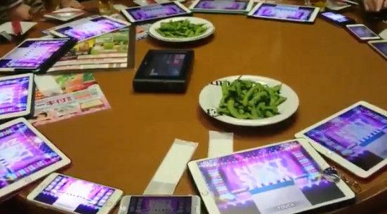 オタク ガチャ 中華テーブル ターンテーブル デレステ アイマス 二次会に関連した画像-05