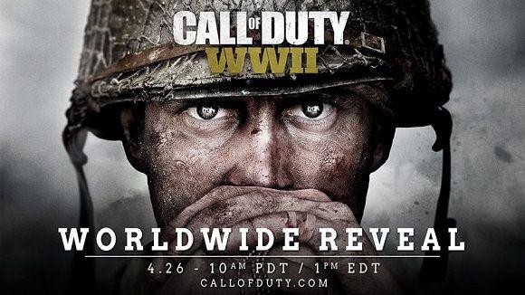 『コールオブデューティ WW2』発売日が11月3日に決定!!実機映像を含むPVも公開!